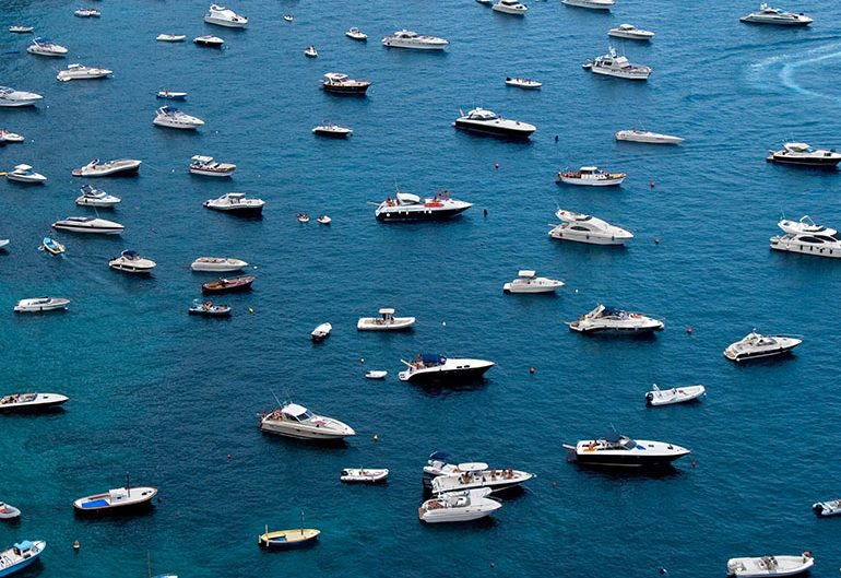 For Sale 15m x 5m marina berth Quay Two in Port Vauban Antibes